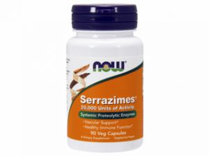serrazimes,серапептаза,now foods,сърдечно-съдова система