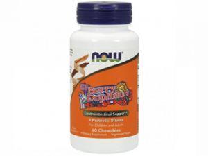 пробиотици за деца,berrydophilus,now foods,4 пробиотични клона