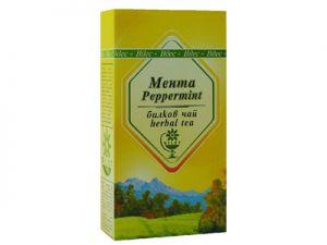чай мента, чай, мента, билка, храносмилане
