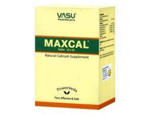 макскал, натурален калций
