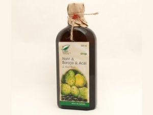 сироп нони, 250мл, нони, витамини, минерали, организъм, сок от нони мнения