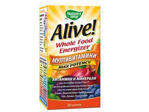 алайв, витамини