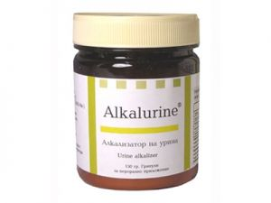 алкалурин, панацея