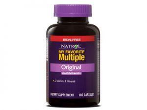 Мултивитамини - Май Фейвърит Мултипъл без желязо