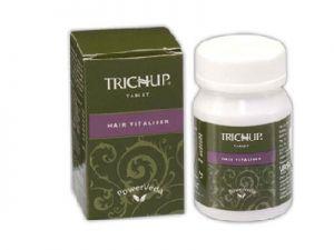 Тричуп таблети - грижа за косата