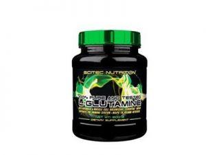 l-glutamine, аминокиселини