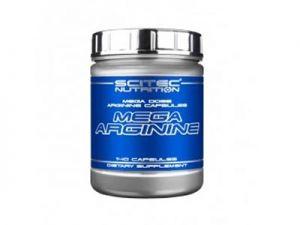 mega arginine, аминокиселини