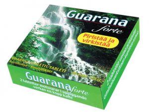 гуарана форте - стимулант + отслабване