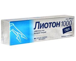 Лекарства за разширени вени по краката