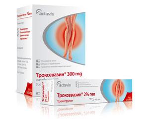 Хомеопатичен крем при разширени вени