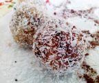 бонбони от марципан, кососови бонбони,