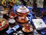 луксозен сервиз за чай